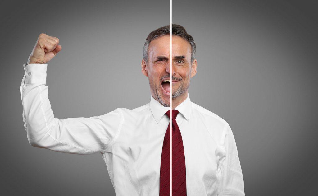 ¿Qué relación hay entre Actitud y Empresa?